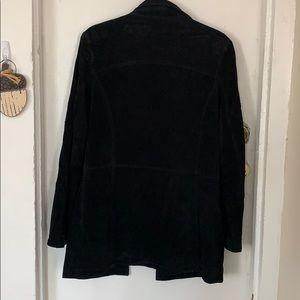 Bernardo Jackets & Coats - Beautiful suede jacket